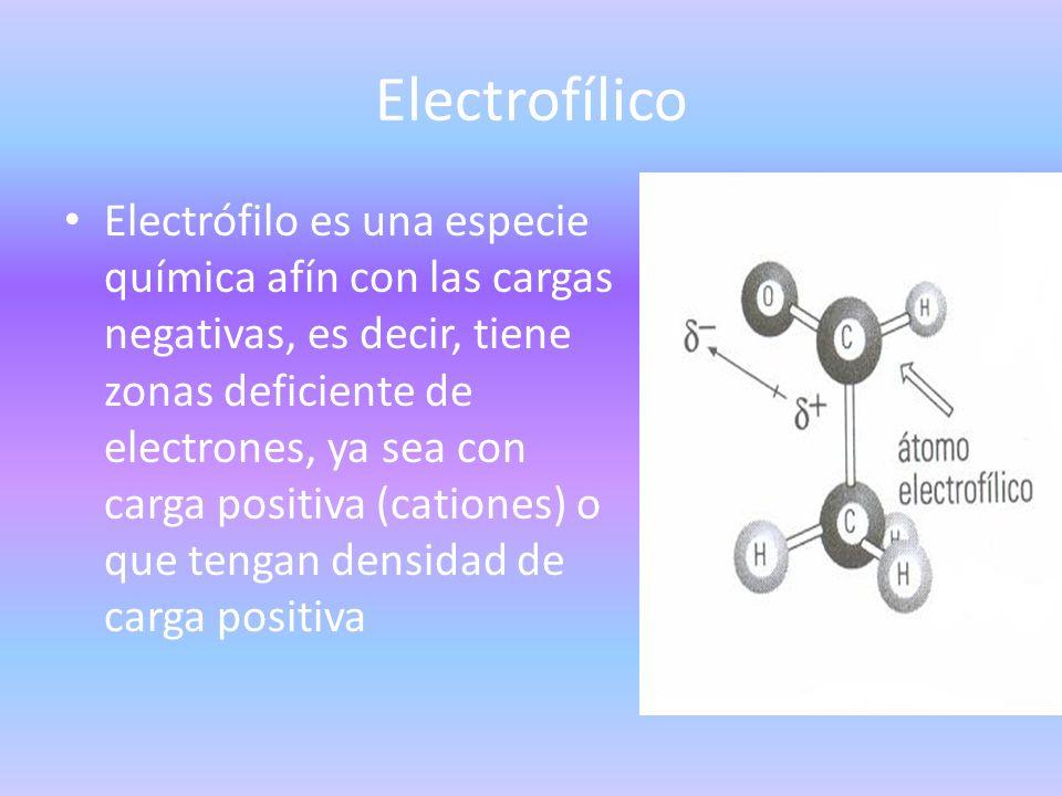 Electrofílico