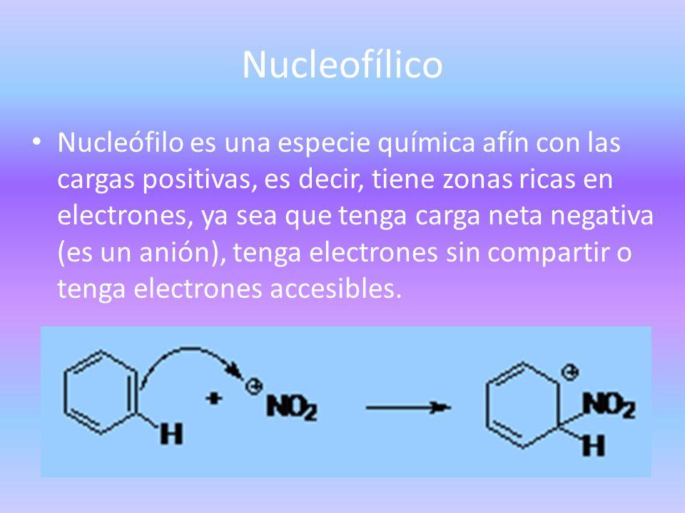 Nucleofílico
