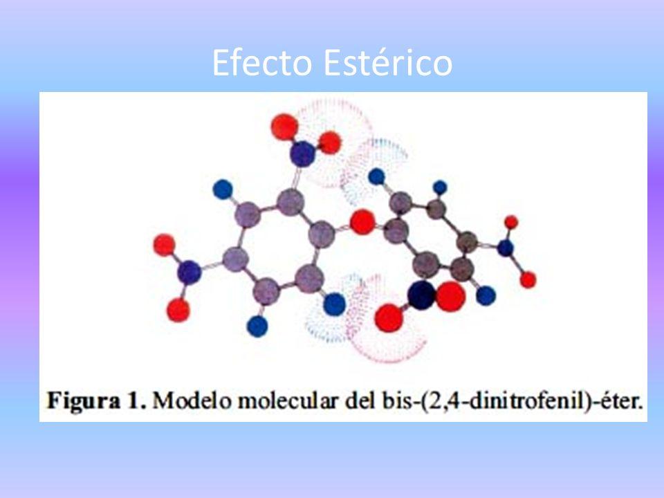 Efecto Estérico