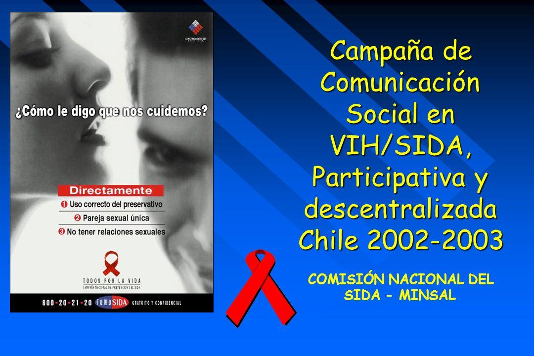 COMISIÓN NACIONAL DEL SIDA - MINSAL