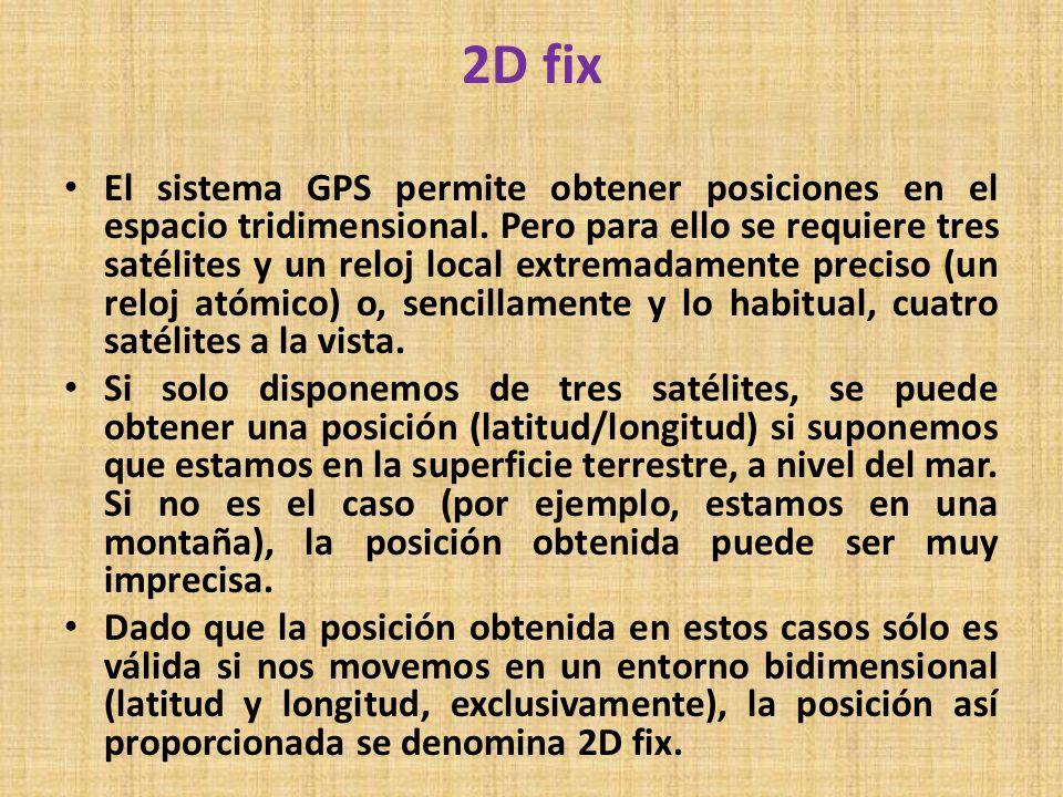 2D fix