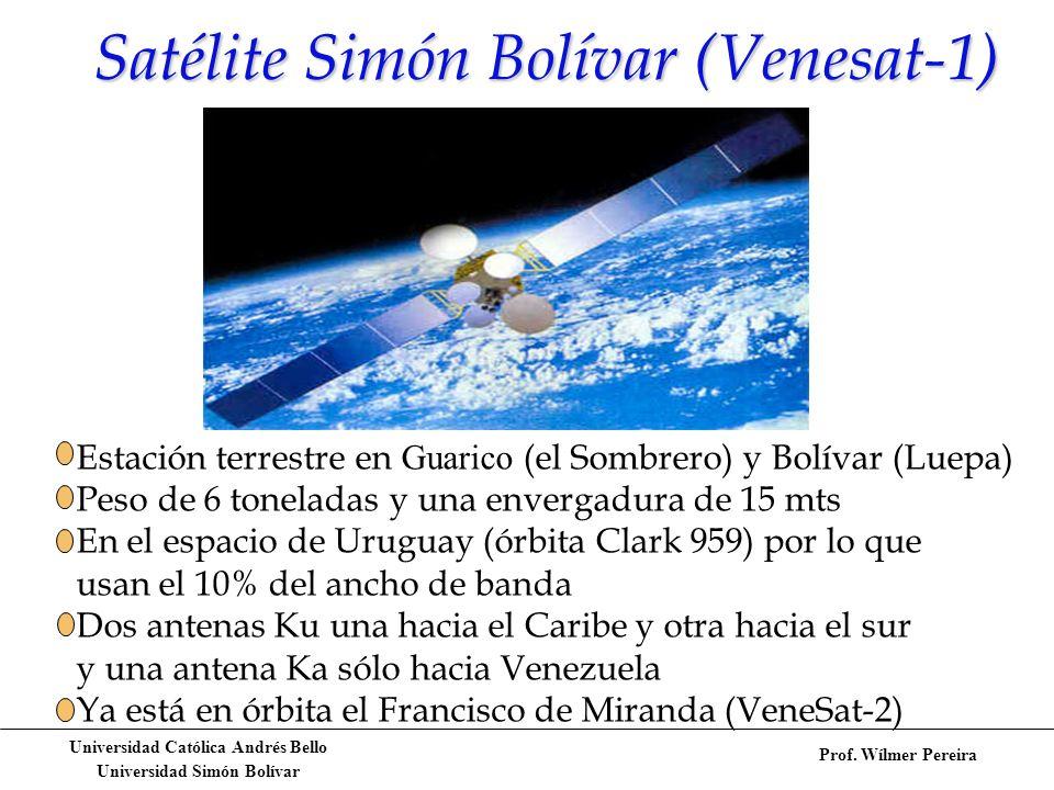 Satélite Simón Bolívar (Venesat-1)