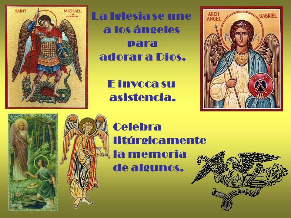 La Iglesia se une a los ángeles para