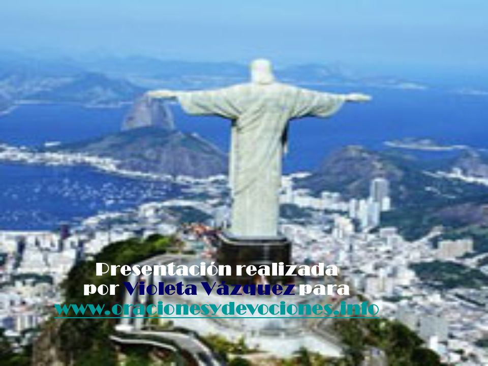 Presentación realizada por Violeta Vázquez para