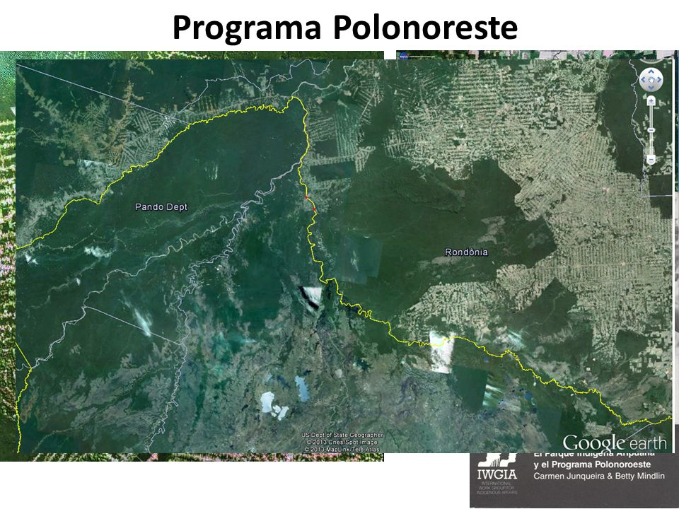 Programa Polonoreste The Trans-Amazonian Highway