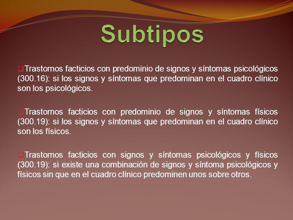 Subtipos