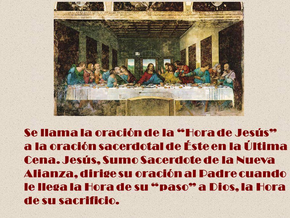 Se llama la oración de la Hora de Jesús