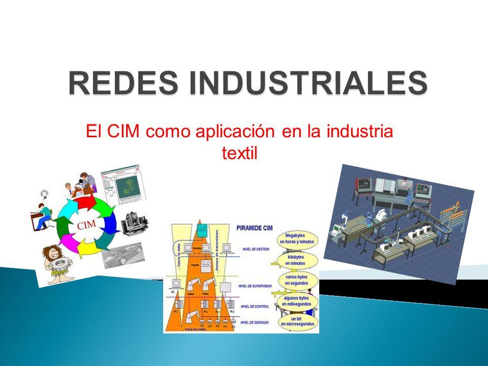 El CIM como aplicación en la industria textil