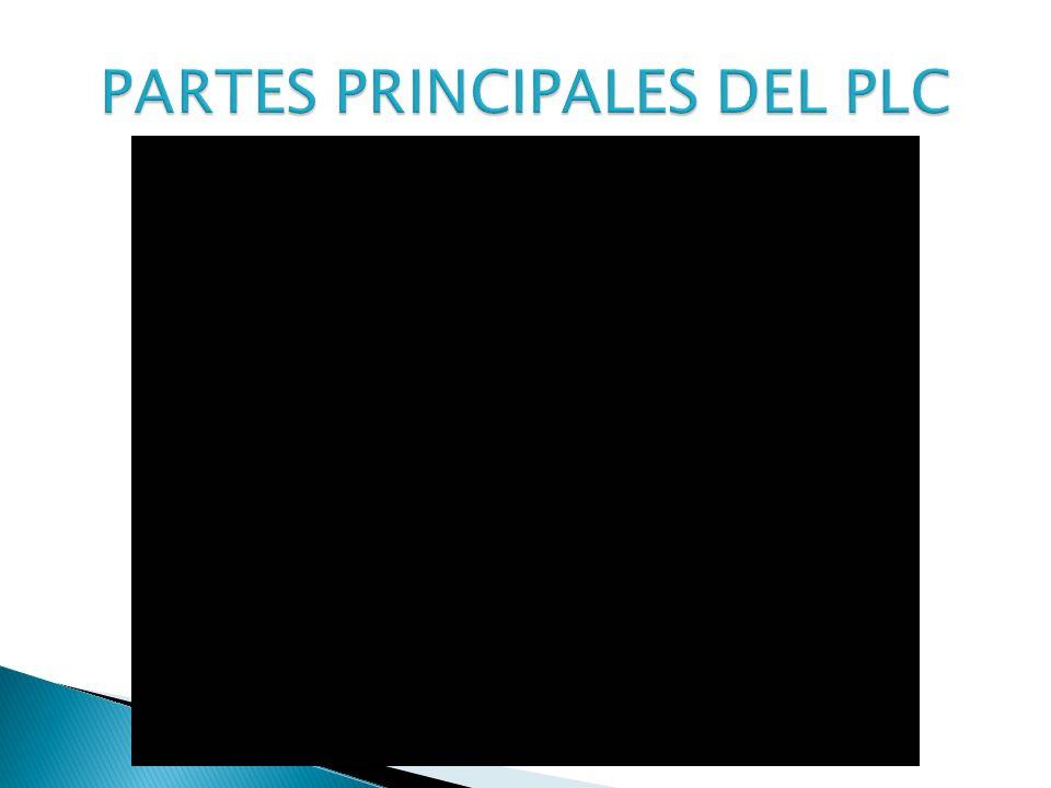 PARTES PRINCIPALES DEL PLC