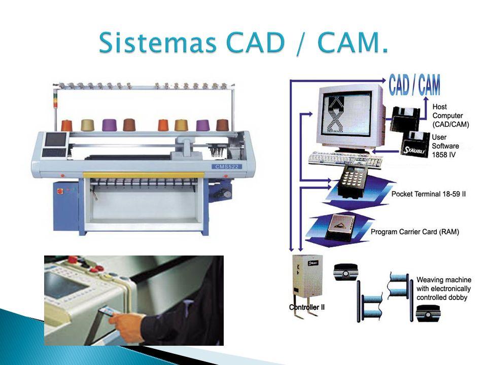 Sistemas CAD / CAM.