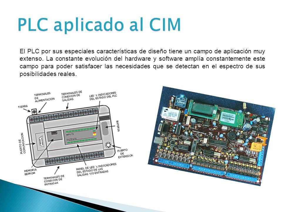 PLC aplicado al CIM
