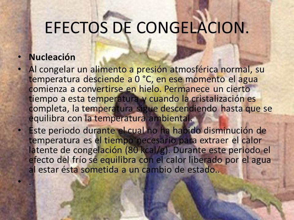 EFECTOS DE CONGELACION.