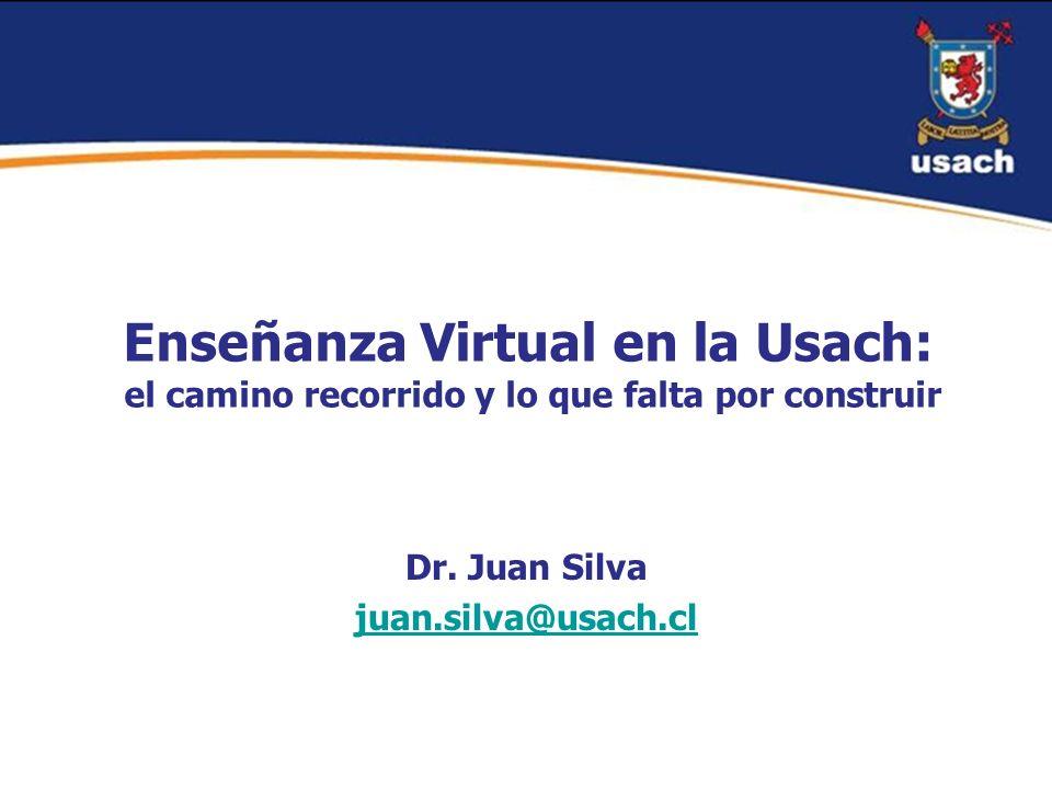 Dr. Juan Silva juan.silva@usach.cl