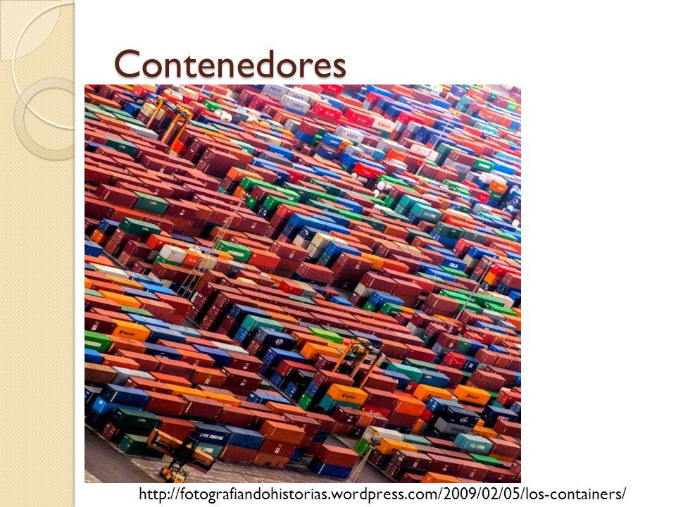 Contenedores http://fotografiandohistorias.wordpress.com/2009/02/05/los-containers/