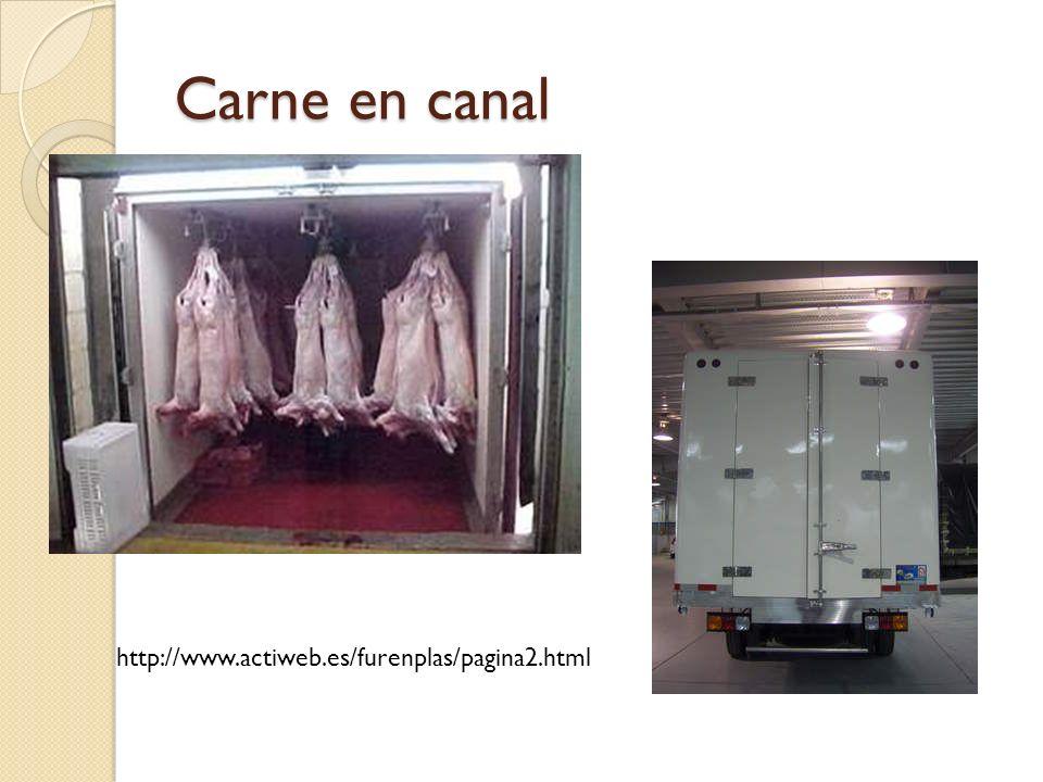 Carne en canal http://www.actiweb.es/furenplas/pagina2.html