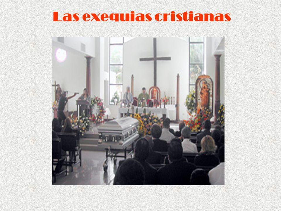 Las exequias cristianas