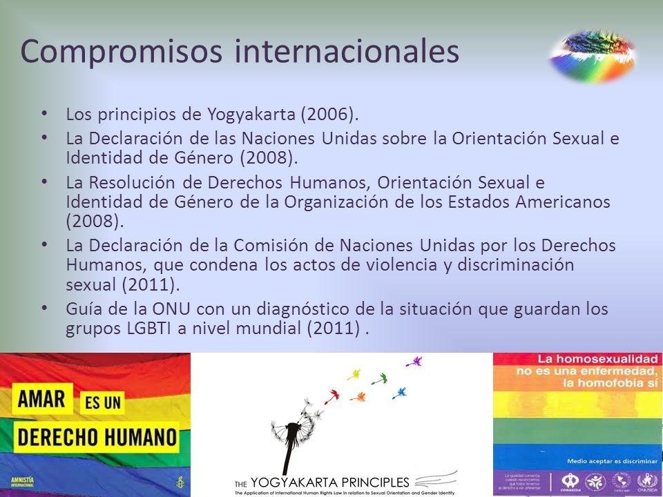 Compromisos internacionales