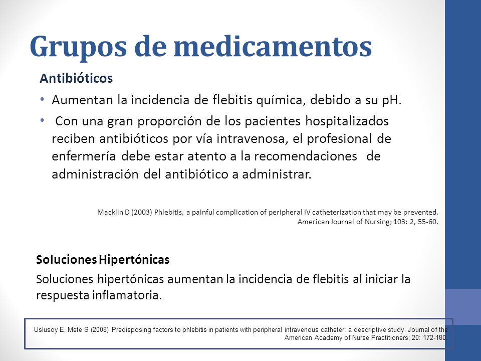 Grupos de medicamentos