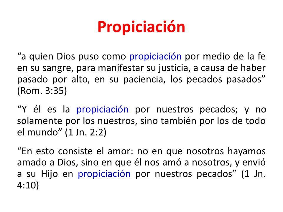 Propiciación