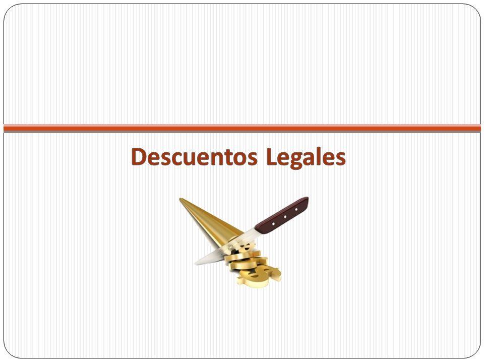 Descuentos Legales