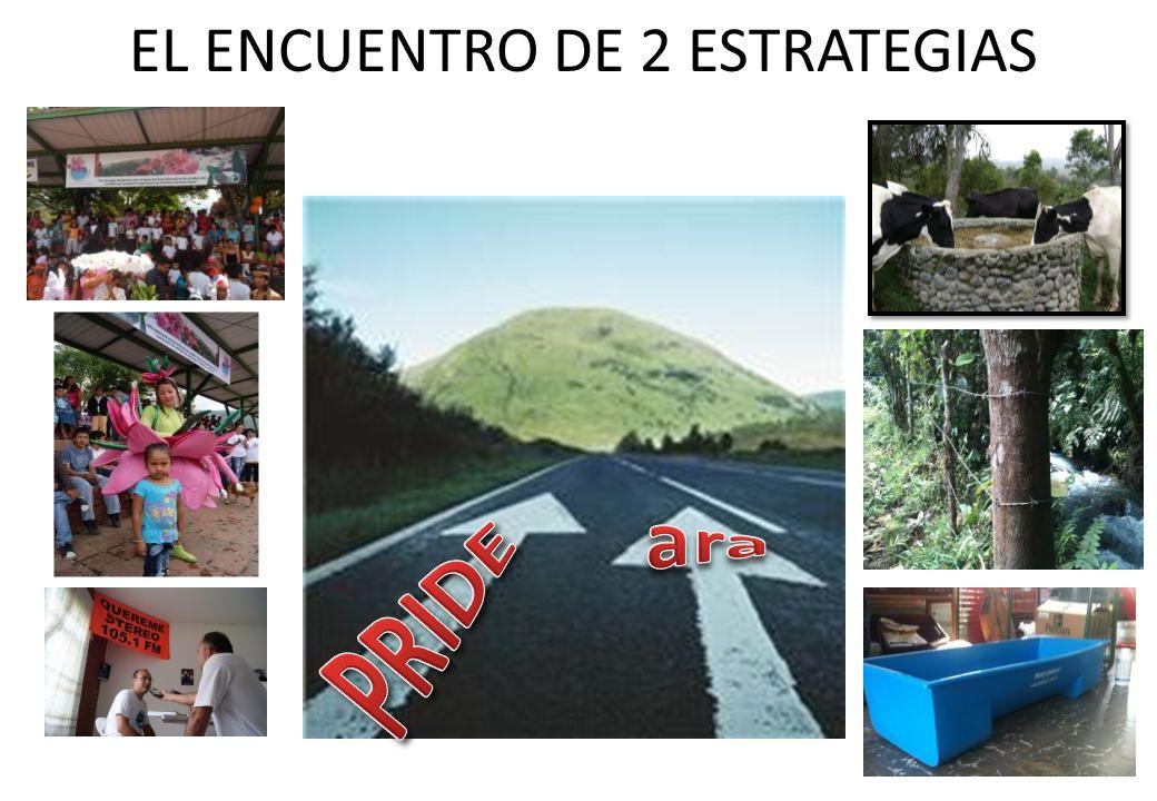 EL ENCUENTRO DE 2 ESTRATEGIAS