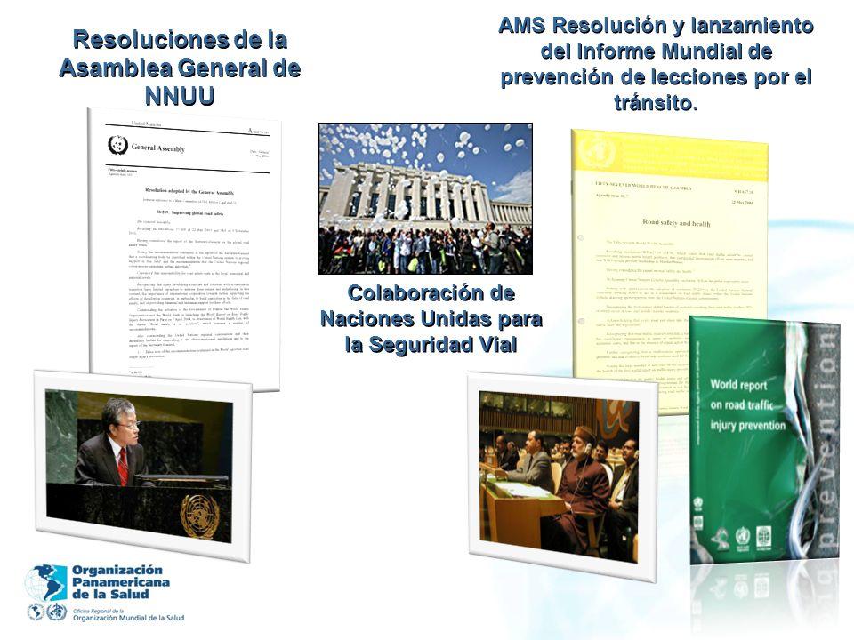 Resoluciones de la Asamblea General de NNUU