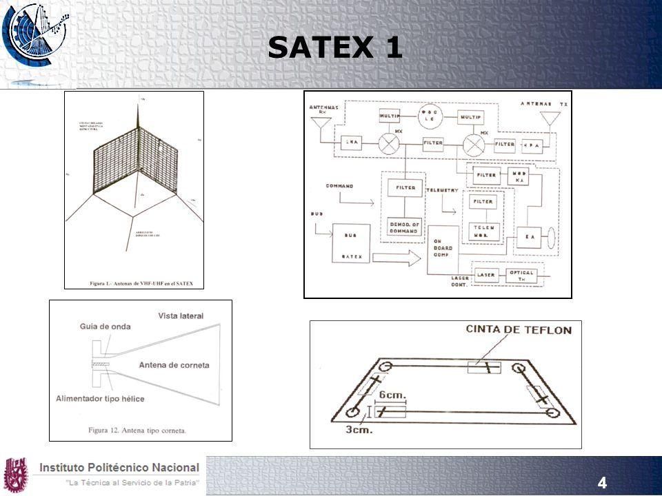 SATEX 1