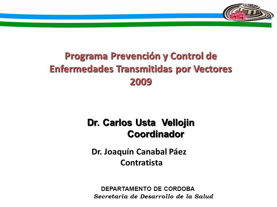Dr. Carlos Usta Vellojin Coordinador