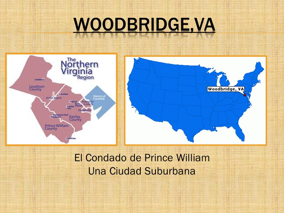El Condado de Prince William