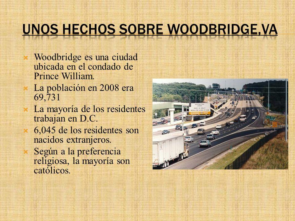 Unos Hechos Sobre Woodbridge,VA