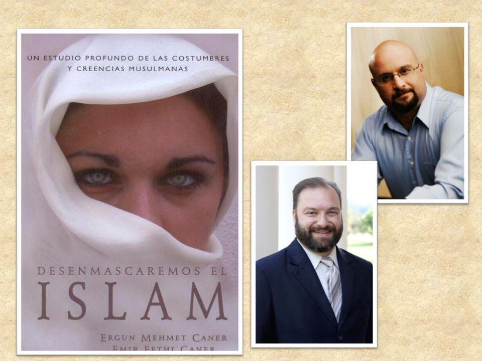Emir y Ergun Caner. Hermanos. Desenmascarando el Islam Crecieron musulmanes. Convirtieron al cristianismo.