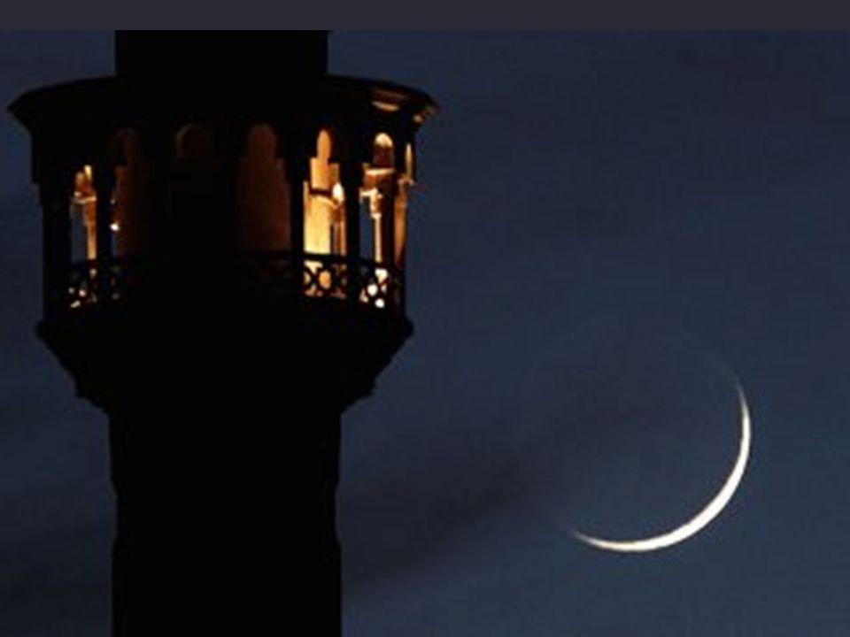 El calendario Musulmán es un calendario Lunar.