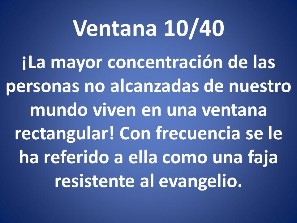 Ventana 10/40