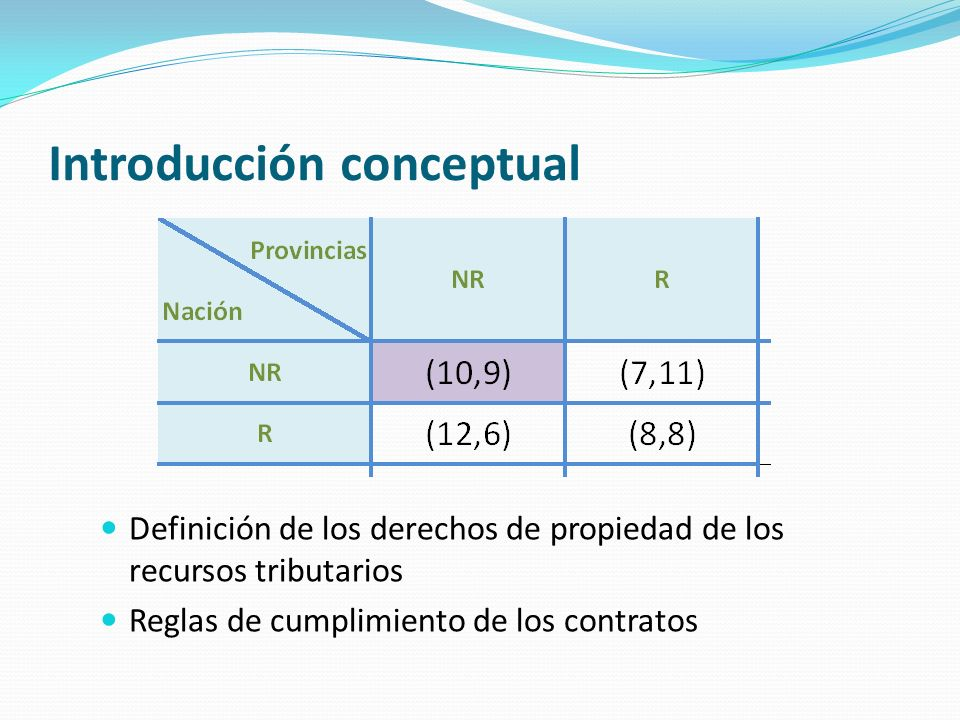 Introducción conceptual