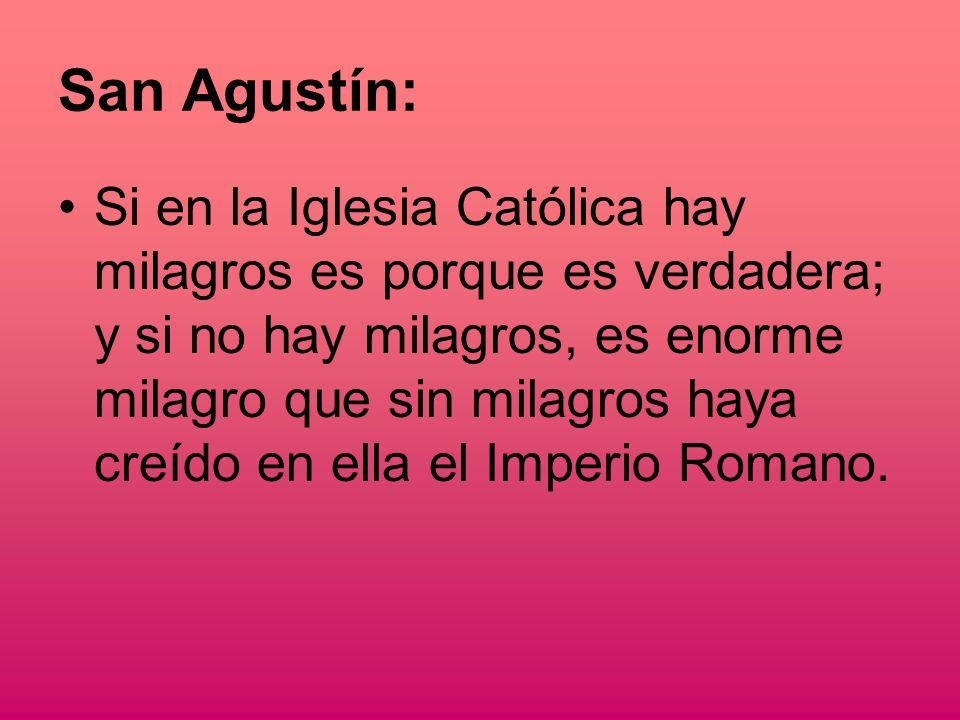 San Agustín: