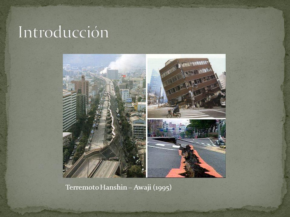 Introducción Terremoto Kobe Terremoto Hanshin – Awaji (1995)