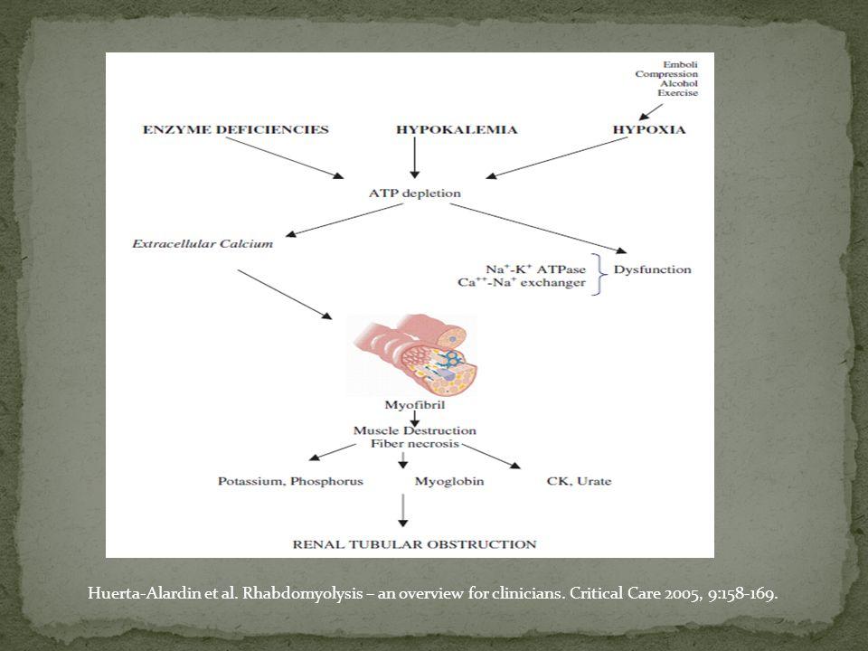 Huerta-Alardin et al. Rhabdomyolysis – an overview for clinicians