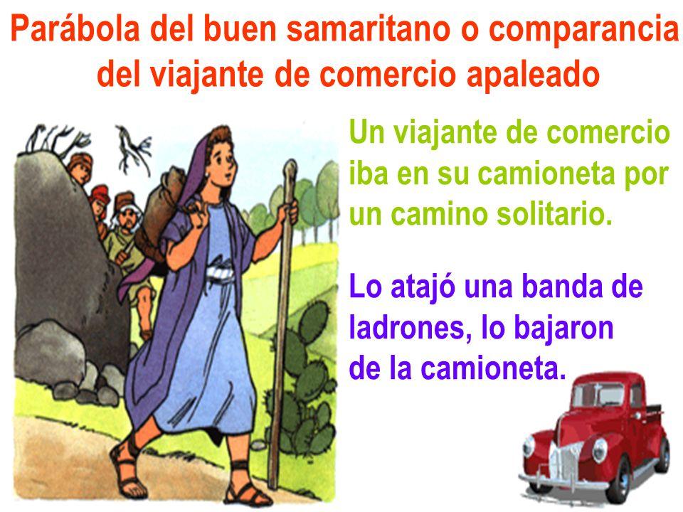 Parábola del buen samaritano o comparancia