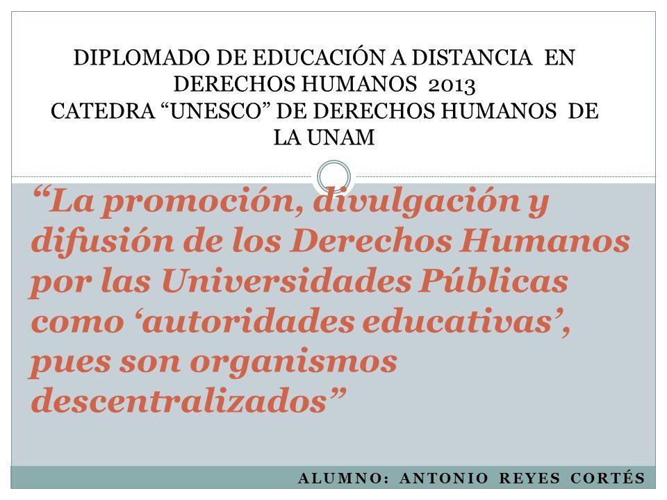 Alumno: Antonio Reyes Cortés