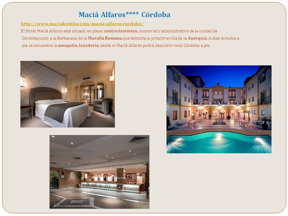 Macià Alfaros**** Córdoba