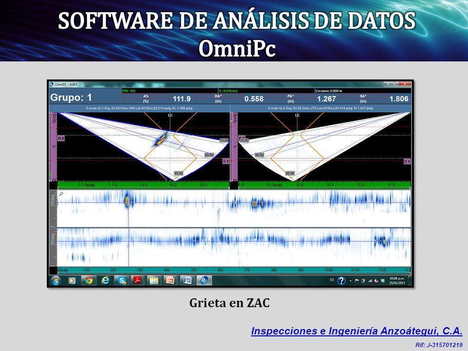 SOFTWARE DE ANÁLISIS DE DATOS OmniPc