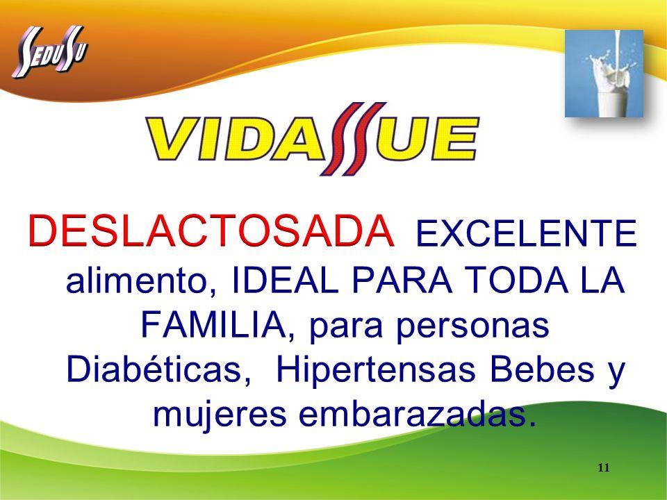 DESLACTOSADA EXCELENTE alimento, IDEAL PARA TODA LA FAMILIA, para personas Diabéticas, Hipertensas Bebes y mujeres embarazadas.