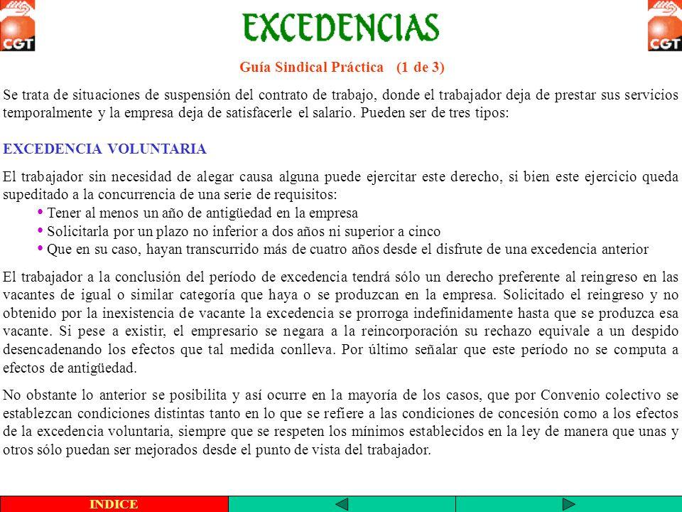Guía Sindical Práctica (1 de 3)