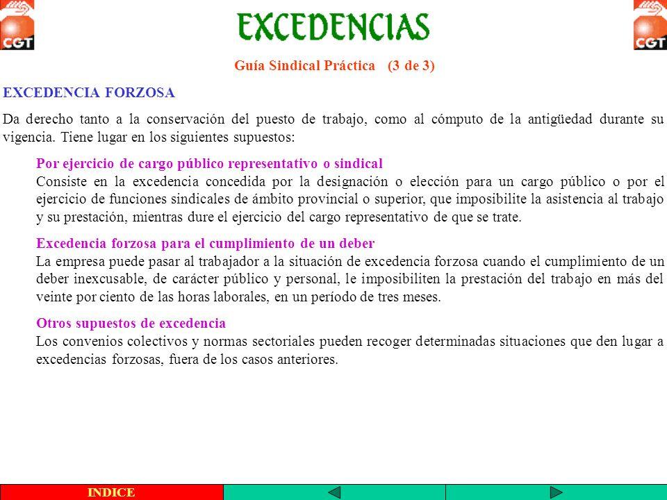 Guía Sindical Práctica (3 de 3)