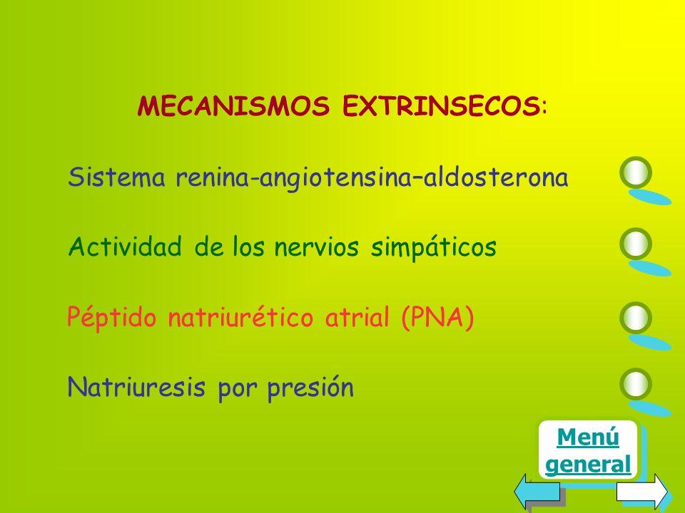 MECANISMOS EXTRINSECOS: