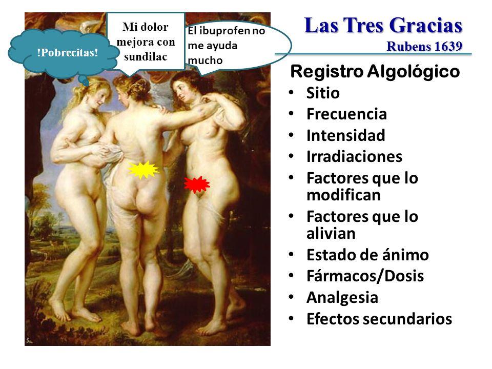 Las Tres Gracias Rubens 1639