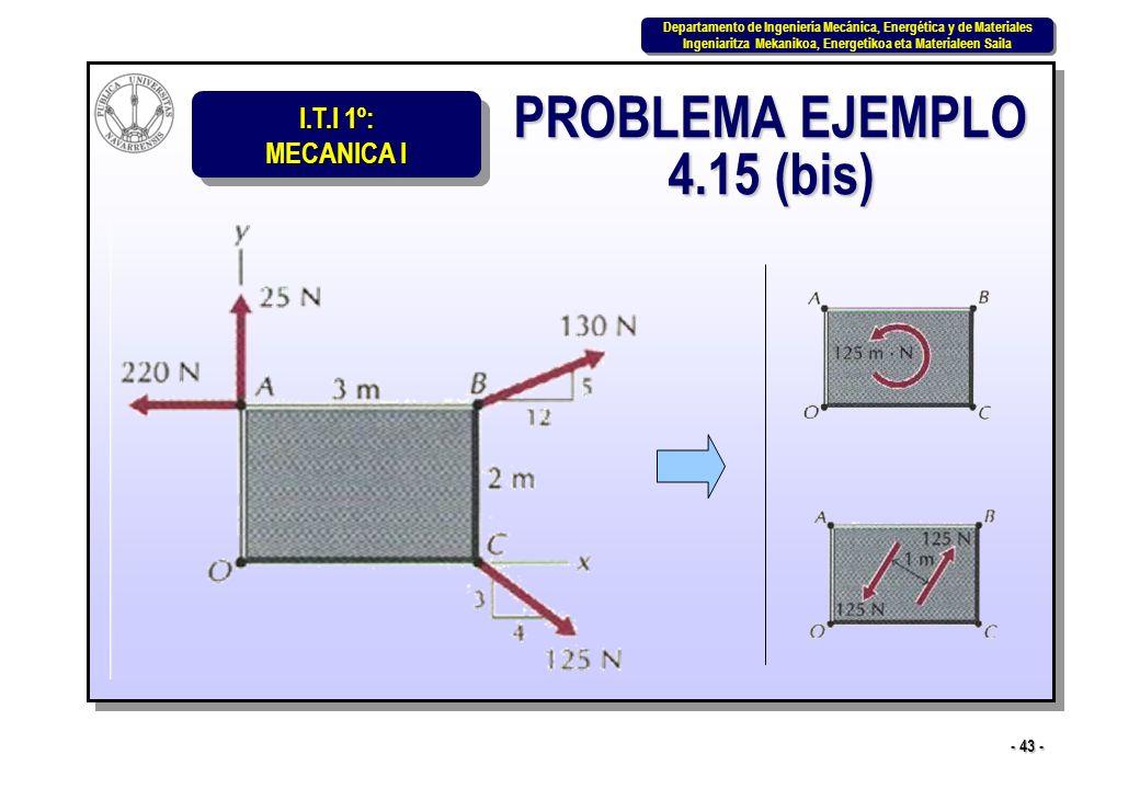 PROBLEMA EJEMPLO 4.15 (bis)