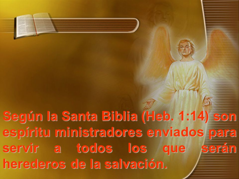 Según la Santa Biblia (Heb
