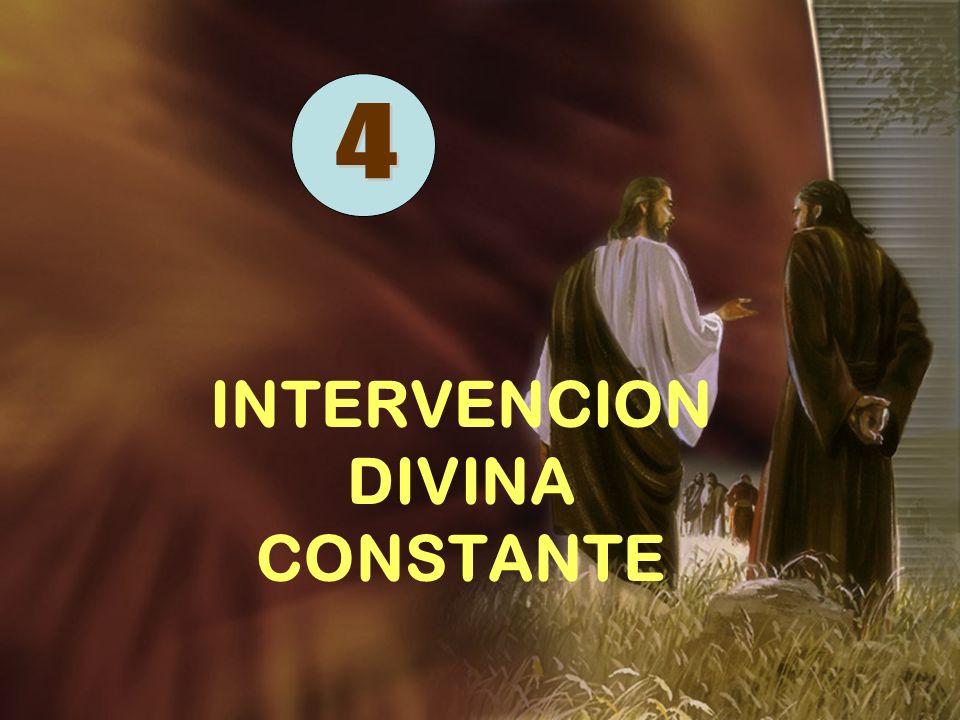 INTERVENCION DIVINA CONSTANTE
