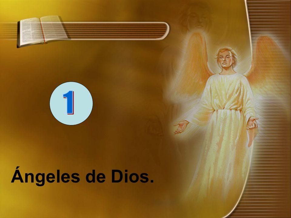 1 Ángeles de Dios.